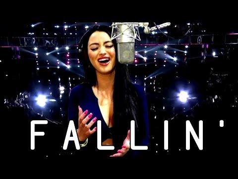 Alicia Keys - Fallin' -  Cover - Tori Matthieu - Ken Tamplin Vocal Academy