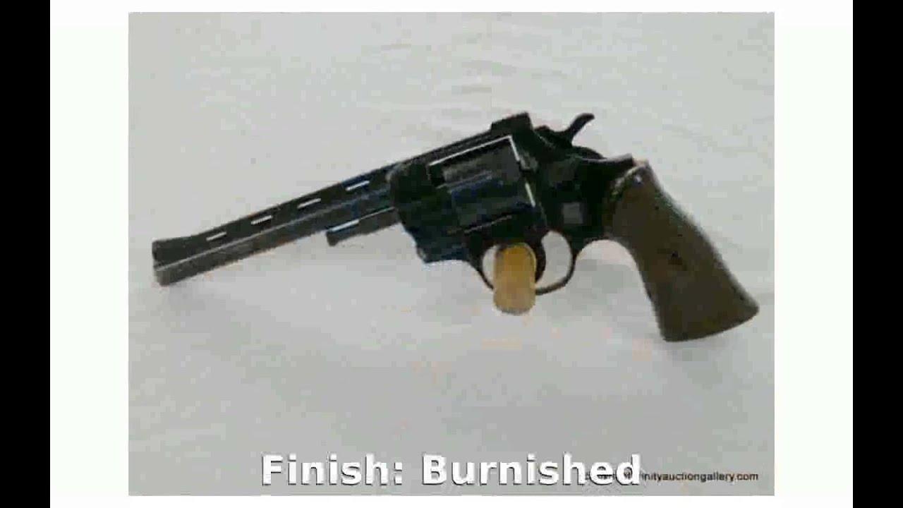 Arminius HW 3  22 Win Mag Revolver - YouTube
