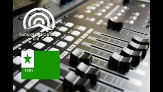 RADIO HAVANO KUBO – ESPERANTO (Januaro-2021)