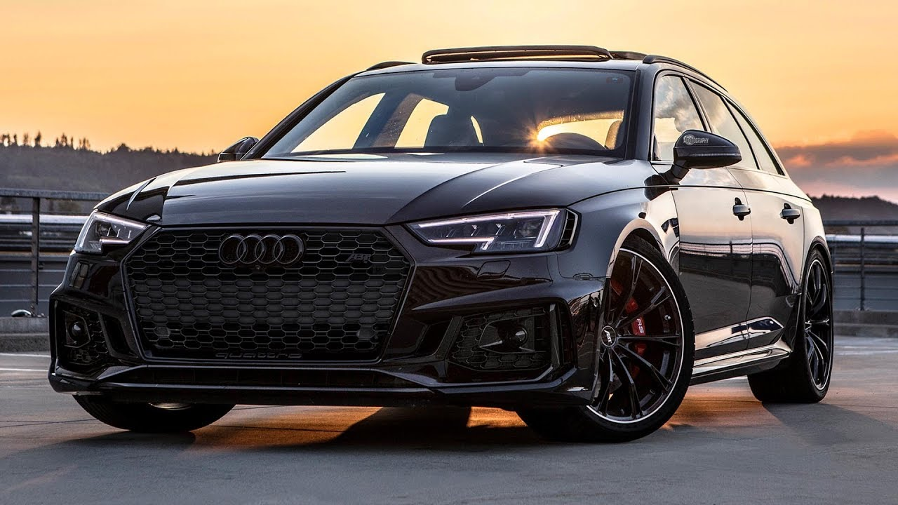 BEST LOOKING RS4 EVER THE 530HP AUDI RS4 R AVANT All