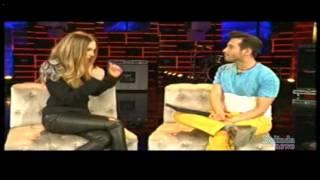 Belinda Entrevista para México Suena parte 2