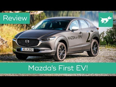 Mazda EV 2020 review – prototype electric SUV