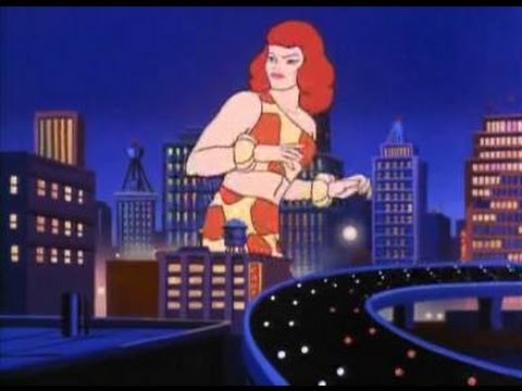 Origin of Giganta