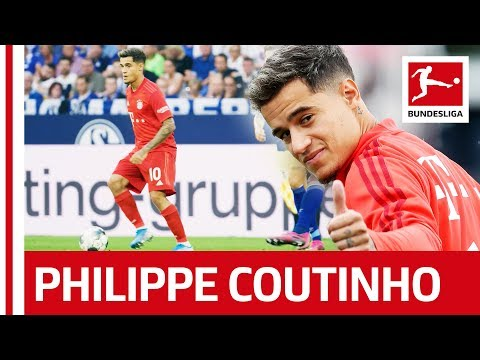 Philippe Coutinho's First Two Weeks at FC Bayern München