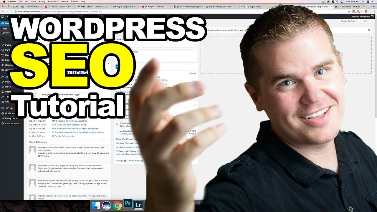Full Wordpress SEO Tutorial
