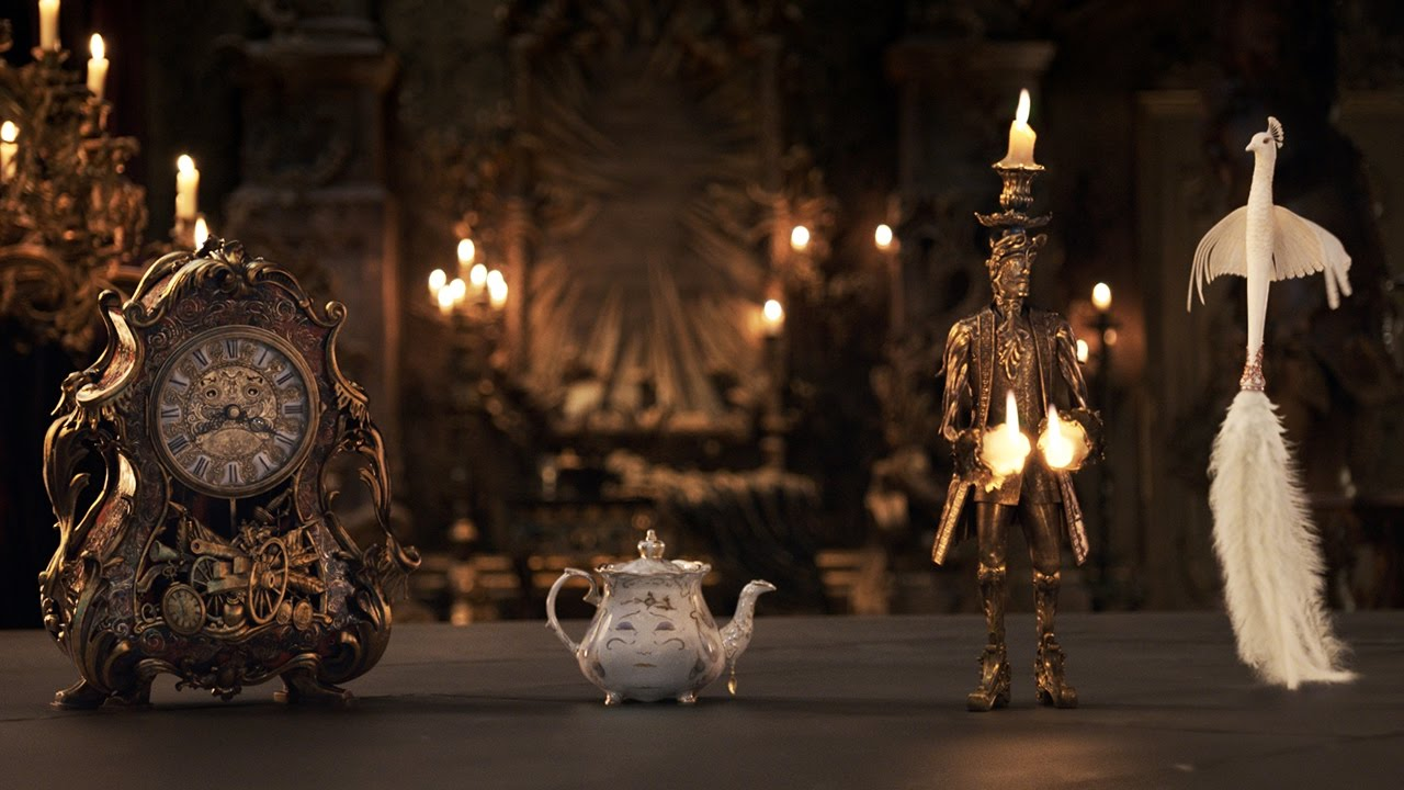 Beauty And The Beast Star On How Closely Remake Will Match Animated Film