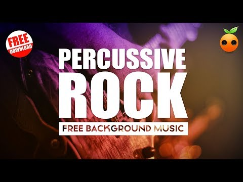 Percussive Rock - No Copyright Music | Stomp | Beats | Instrumental | Drum | Free Download