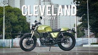 Misfit: Selalu Bikin Rindu Riding - Jajal Motor Cleveland Cycle Werks