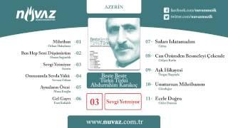 Azerin - Sevgi Yetmiyor