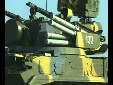 9K22 Tunguska M1