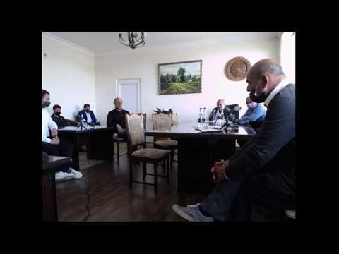 Ջրվեժ Համայնքի Ավագանու արտահերթ նիստ 14.05.2020