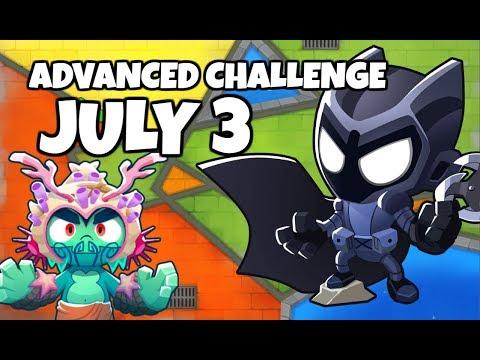 BTD6 Advanced Challenge - Hardest Challenge Made - July 3 2019