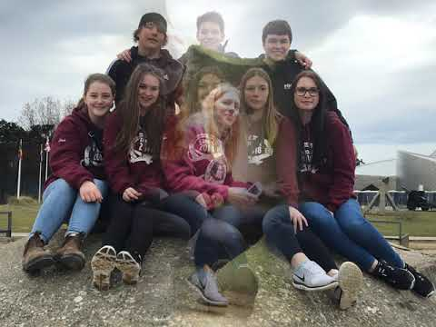 Lakewood Academy  visit to France 2018