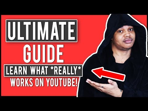 How To Grow A Small YouTube Gaming Channel FAST 2018 - Ultimate Guide To Growing A Gaming Channel