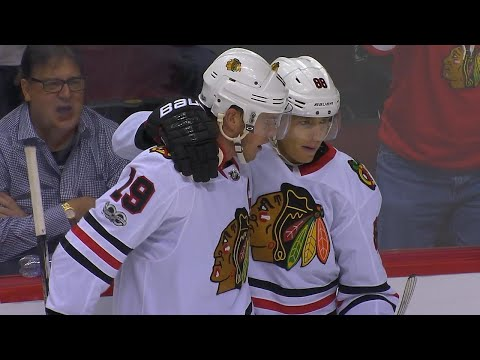 10/21/17 Condensed Game: Blackhawks @ Coyotes