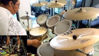 Coda Bloddy Stream Drum Cover ジョジョの奇妙な冒険 Op 2