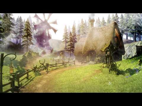 fairytale Dream FREE Video Background 1080p HD