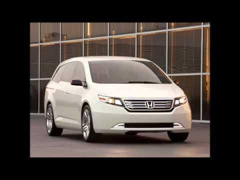 2010 Honda Odyssey Concept Youtube