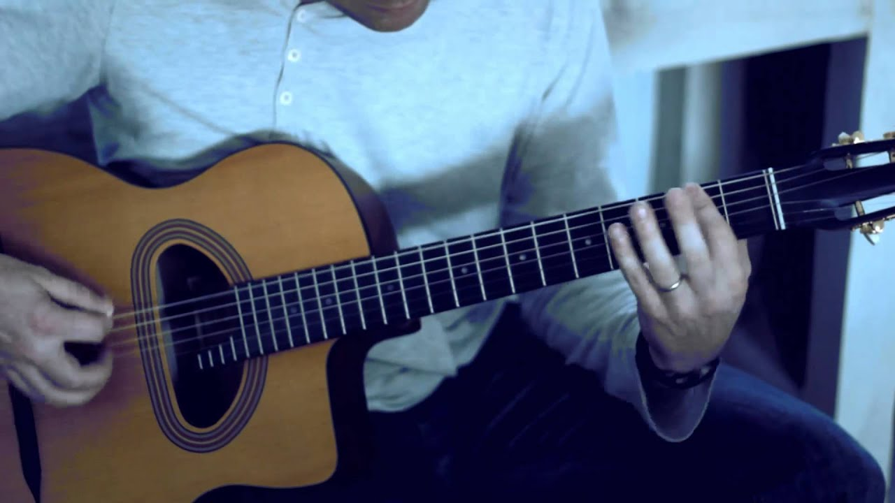 ben travers gypsy jazz with loop control youtube for musicians