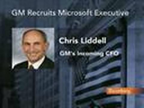 GM Names Microsoft