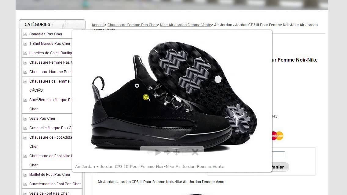 los angeles da093 001b6 Nike Air Jordan Femme Vente
