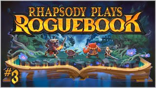 Going All In On Allies | Rhapsody Plays Roguebook - Episode 3