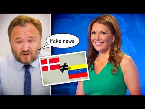 Danish Politician CRUSHES Fox Host Who Compared Denmark to Venezuela