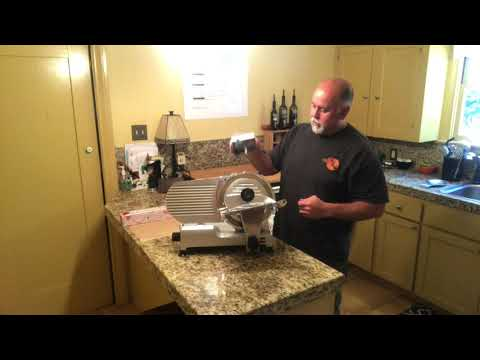Beswood 250 Deli Meat Slicer Mini Review