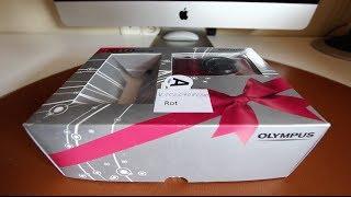 Olympus VG-170   Contenido de la caja