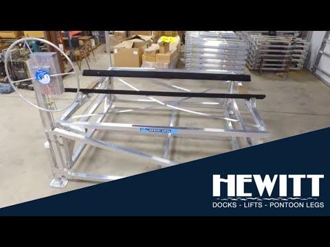 Hewitt 4800 Cantilever Lift