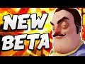 HELLO NEIGHBOR BETA WALKTHROUGH & SECRETS!! | 🔴 LIVE - FACECAM | Hello Neighbor Beta Gameplay