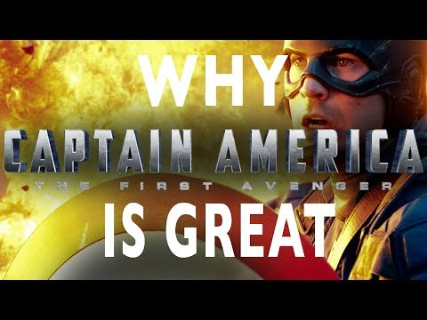 Why Captain America: The First Avenger Is Great