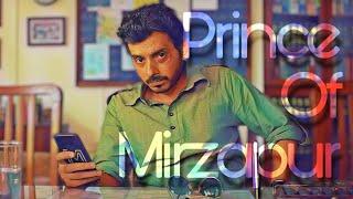 Prince Of Mirzapur Ft. Munna Bhaiya    Mirzapur   🎧    Season 2 Release Date (In Description)