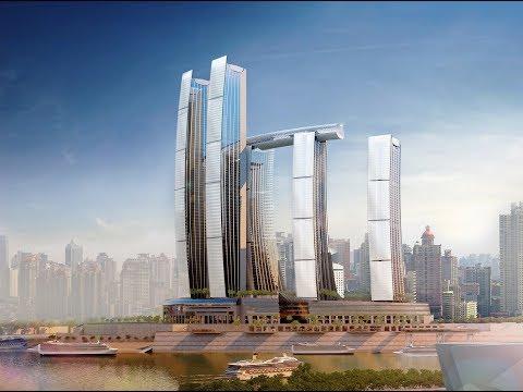 Raffles City Chongqing, China - YouTube