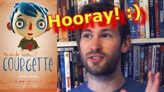 My Life as a Courgette REVIEW *Spoiler Free*