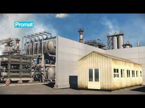 Promat Lima -  Sistemas Contra Incendios - Petroleo y Gas