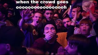 That Moment When The Crowd Goes OOOOOOH! Beatbox Edition! Part 1