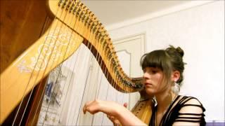 Full Metal Alchemist - Beaming sunlight harp cover
