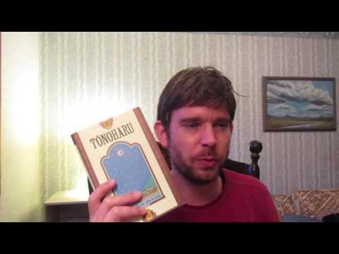 Tonoharu Part 3 by Lars Martinson: Book Review