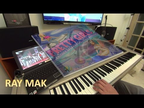 Britney Spears, Iggy Azalea - Pretty Girls Piano By Ray Mak