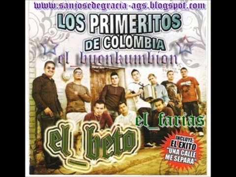 POPURRI COLOMBIANO - LOS PRIMERITOS DE COLOMBIA