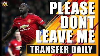Romelu Lukaku & Pogba desperate to quit Manchester United because of Solskjaer? Transfer Daily