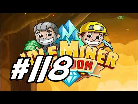 "Idle Miner Tycoon - 118 - ""Jump Starting the Gold Mine"""