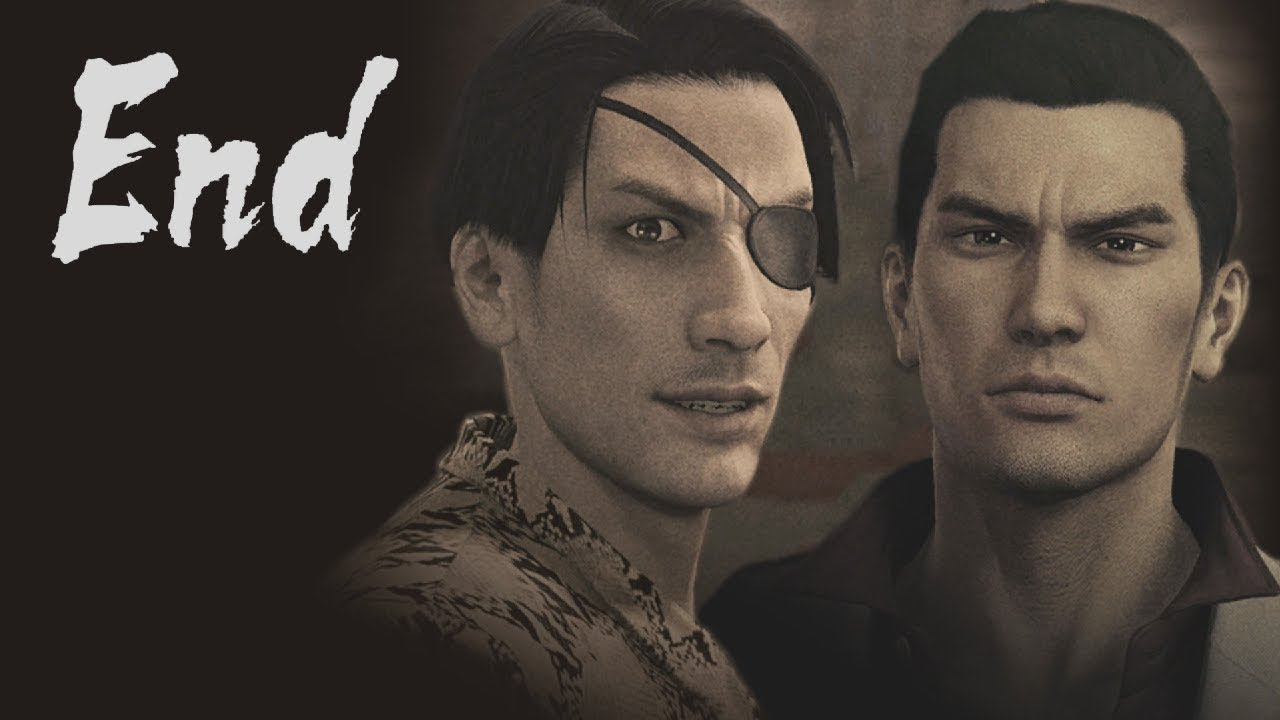 The End of a Legendary Game | Yakuza 0 #23 Finale - YouTube