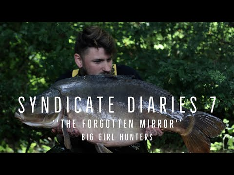 CARP FISHING - Syndicate Diaries 7 ''The Forgotten Mirror''