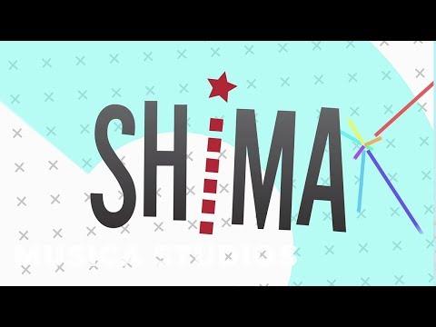 SHIMA - Berteman Saja [Official Lyric Video]