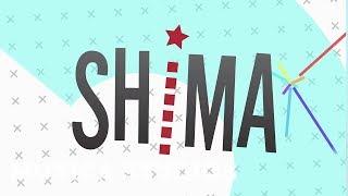 SHIMA - Berteman Saja (Official Lyric Video)