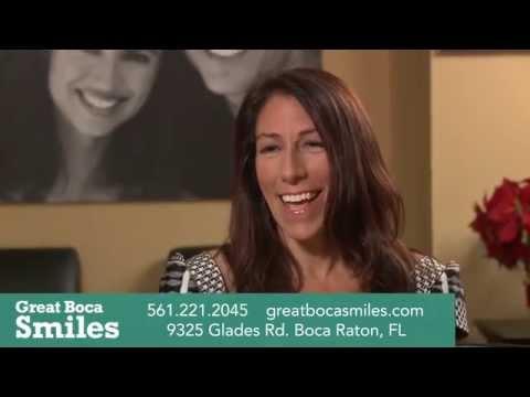 A Patient Reviews Her Favorite Boca Raton Dentist, Dr. Markowitz