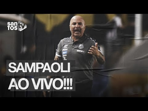 JORGE SAMPAOLI | PÓS-JOGO AO VIVO (16/11/19)