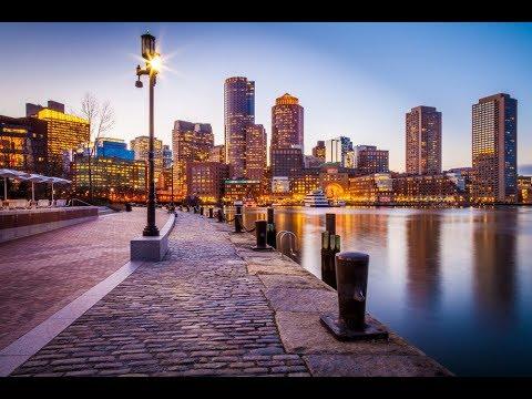 Amerika Massachusetts Eyaleti, Boston Şehri ve Yaşam Şartları